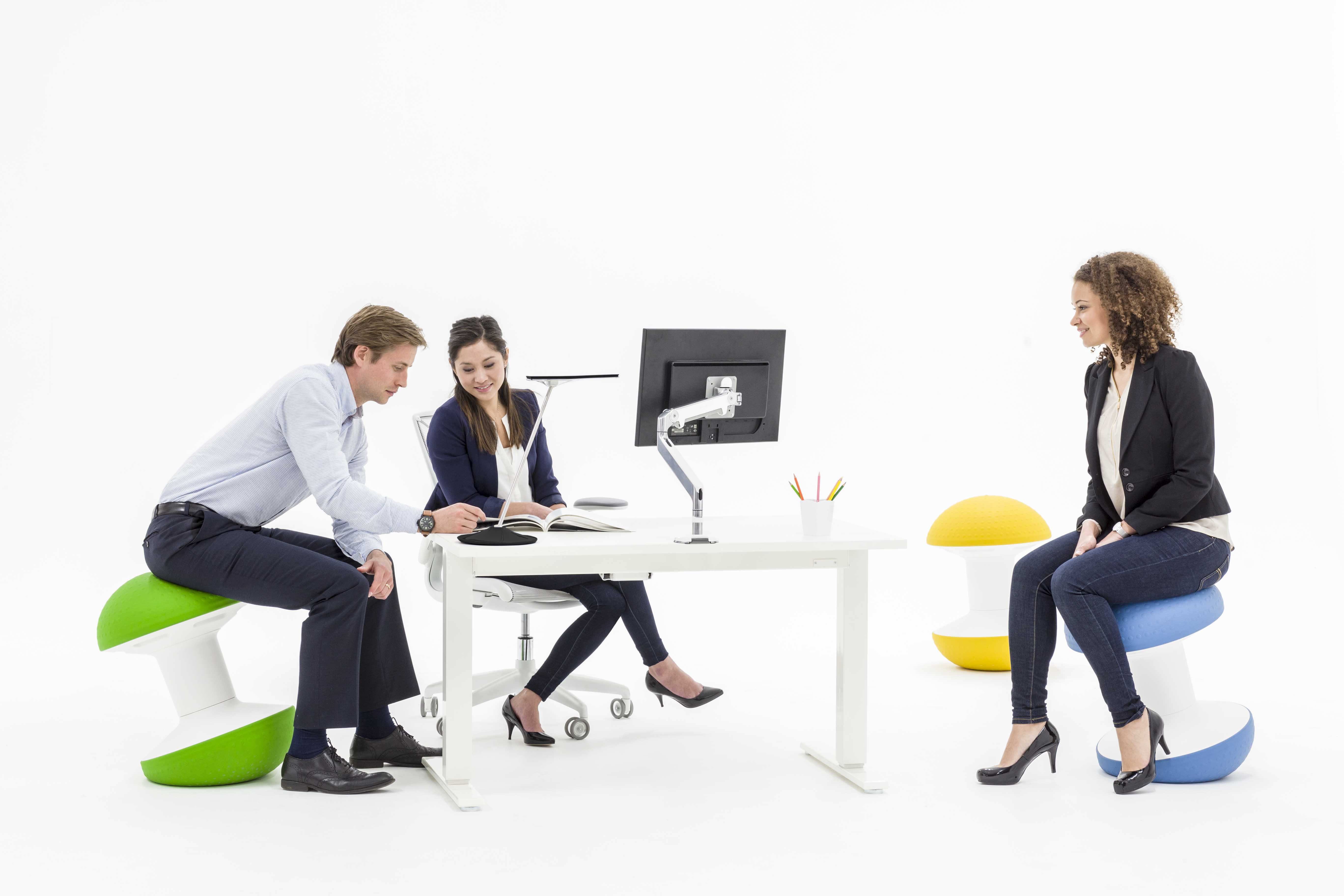 Charter Office Furniture Ballo By Humanscale