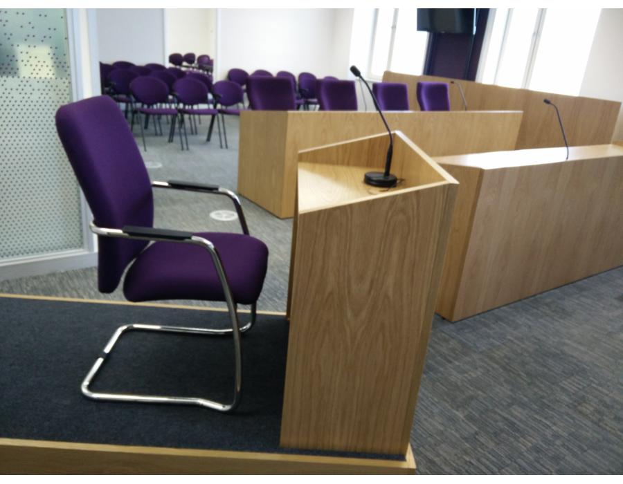 Charter Office Furniture Installation News