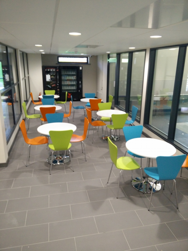 Charter Office Furniture Birmingham Leisure Centre Fit Out